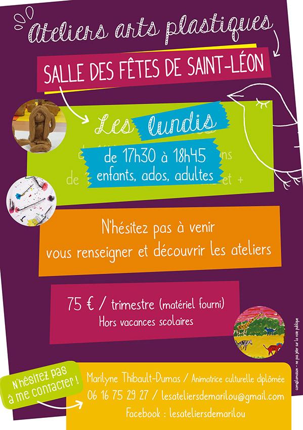 Flyer-Atelie-Marilou-Saint-Leon